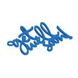 """Descargar diseños 3D Etiqueta de regalo """"Mejórate pronto""""., CBDesigns"""
