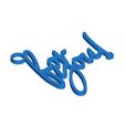 Descargar modelos 3D para imprimir Para ti Etiqueta de regalo, CBDesigns