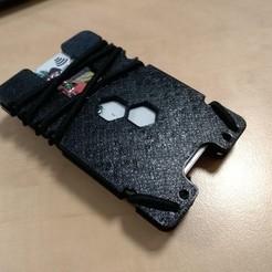 wallet_01.jpg Download free STL file Minimalist wallet • 3D printable design, 2pkstartup