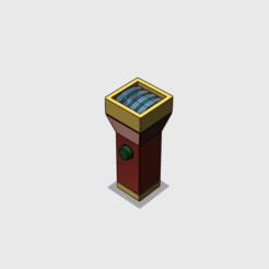 Télécharger fichier imprimante 3D gratuit Rayon grossissant, tfwsteamshield