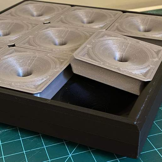 last step.jpg Descargar archivo STL Catoku (Sudoku del gato) • Modelo para imprimir en 3D, grillinmuffins
