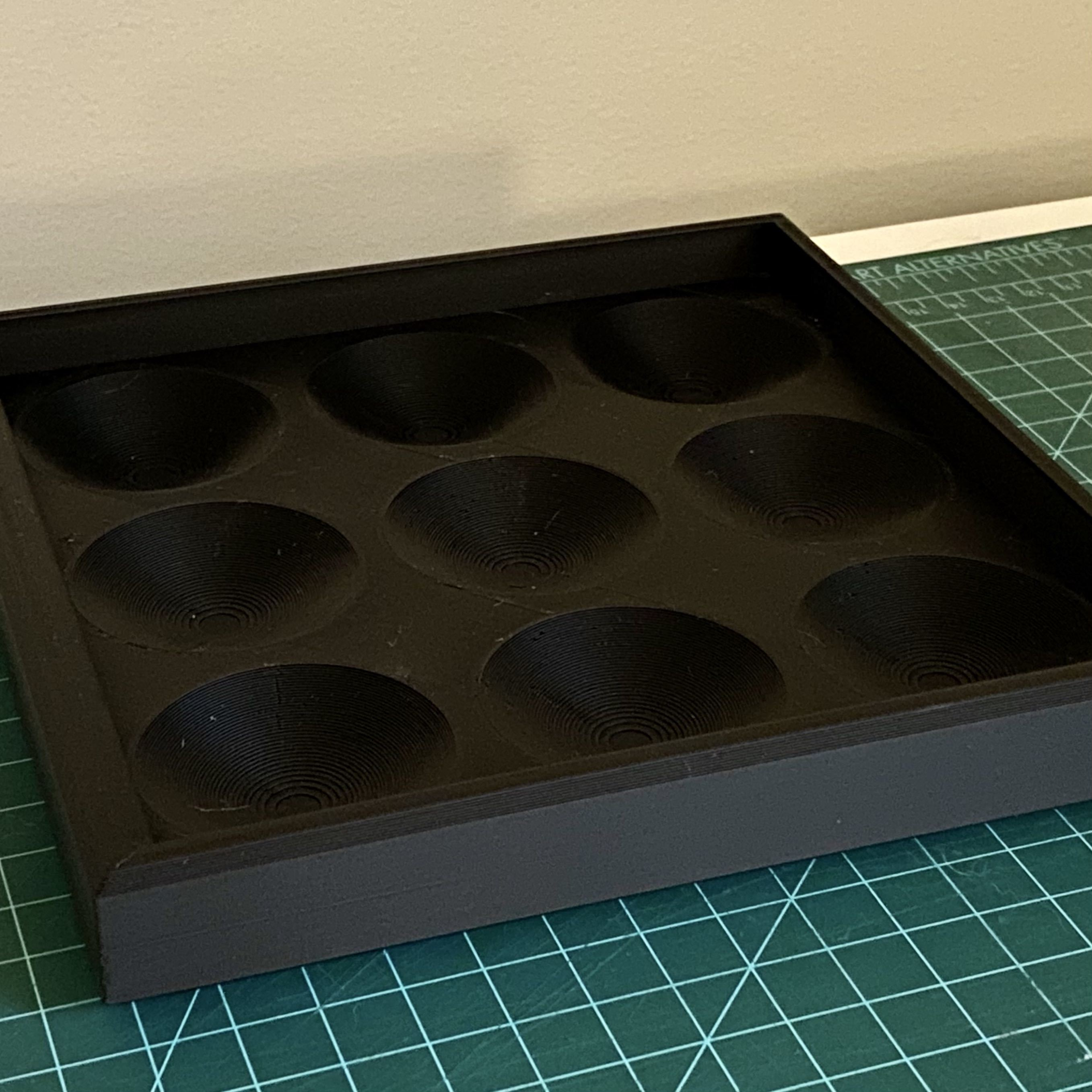the housing.jpg Download STL file Catoku (Cat Sudoku) • 3D print object, grillinmuffins