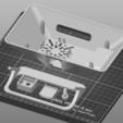 Télécharger fichier 3D Affaire Pi Touch, grillinmuffins