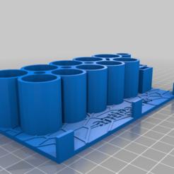 BENCH_BUDDY_mip_tekno_amain.png Download free STL file bench buddy MIP tool holder • 3D print template, tmdario