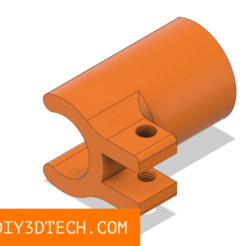 Download free 3D printing files Ortur Laser Master Cable Management!, DIY3DTech