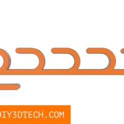 TV_WireHanger_01.png Download free STL file Wire Rack Cable Manager! • 3D printer template, DIY3DTech