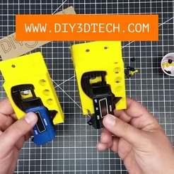 Multi-Purpose-Micrometer.jpg Download free STL file Multi-Purpose Micrometer Pegboard Mount! • Design to 3D print, DIY3DTech