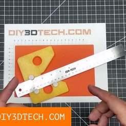 Imprimir en 3D gratis Buscador del Centro Paramétrico!, DIY3DTech