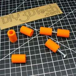 P1020850.JPG Download free STL file Magic Nut Thing! • 3D print object, DIY3DTech