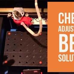 Laser-bed.jpg Download free STL file Adjustable Laser Jack-Stand Bed! • 3D print template, DIY3DTech