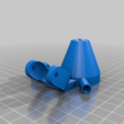 Download free STL file eBay K40 CO2 Laser Air Assist and Aiming Nozzle - Remix • 3D printing model, DIY3DTech