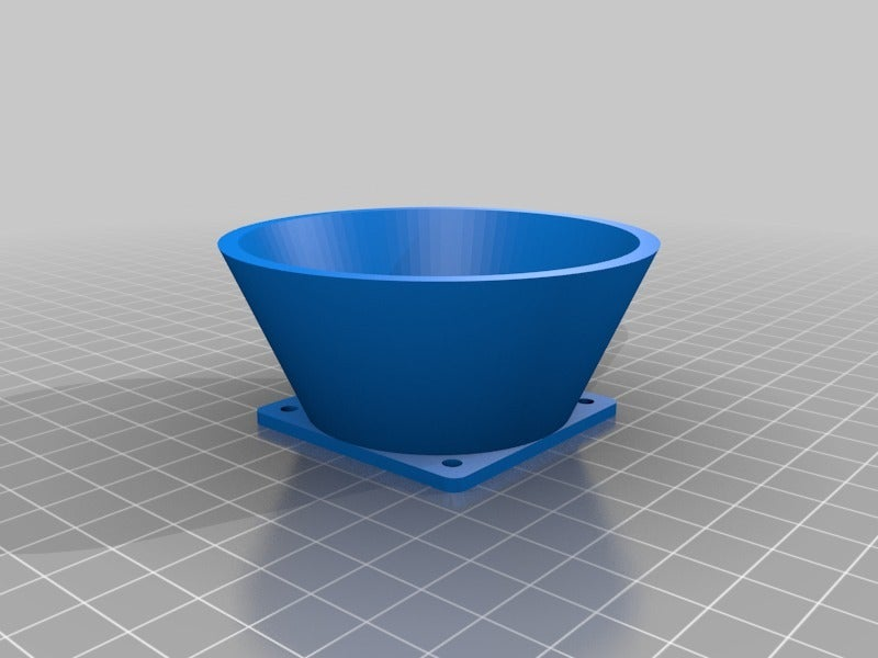 1cf1cf3182eaec65c44ea8461aa0f31c.png Download free STL file Wanhao & Tevo Tarantula 30mm Fan to 50mm Fan Adapter • 3D printable design, DIY3DTech