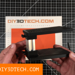 Download free 3D printing models Modern 20x40 Stand!, DIY3DTech