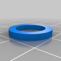 K40_Lens_Adapter.png Download free SCAD file K40 eBay Chinese CO2 Laser Cutter & Engraver - Lens Adapter • Design to 3D print, DIY3DTech
