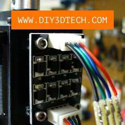 Nema_Diode_02.jpg Télécharger fichier STL gratuit NEMA 17 Diode Smoothing Board Mount ! • Modèle imprimable en 3D, DIY3DTech