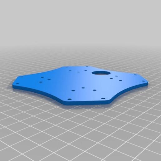b0252646b96de85605a45aba07d43300.png Download free STL file Syma X8 Re-imagined as a Fire Wheel 450! • 3D printing model, DIY3DTech