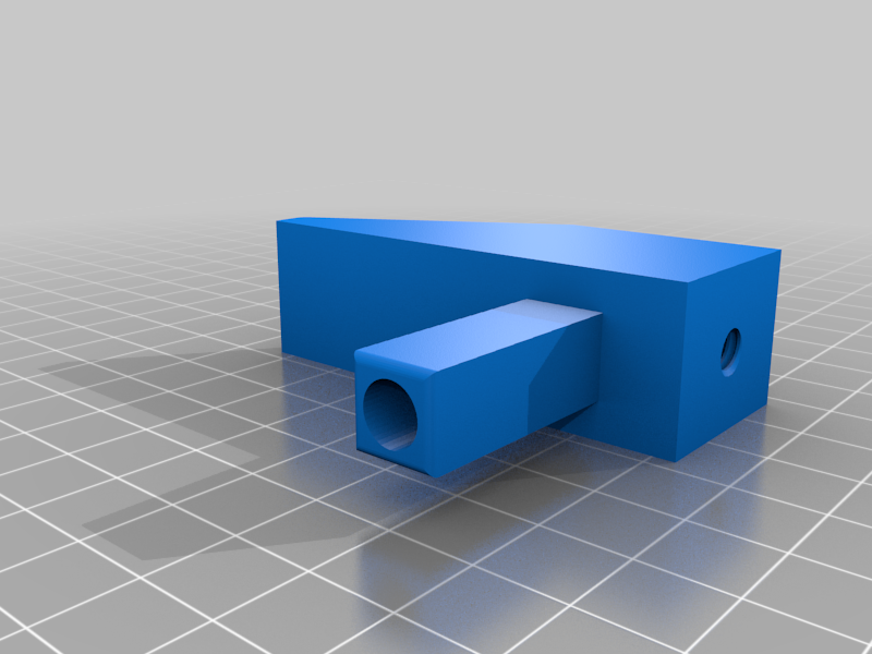 Clamp_02.png Download free STL file 1/4-20 Heavy Duty Clamp! • Model to 3D print, DIY3DTech