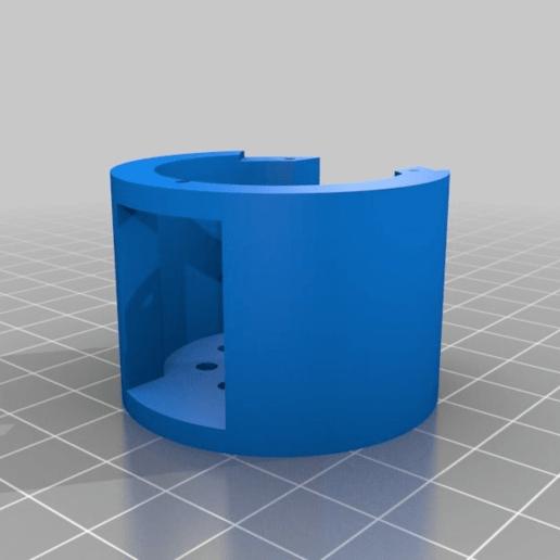 5cffe0e5c430e8a8cfe4e816eb211856.png Download free STL file Syma X8 Drone Motor Adapater • 3D printing object, DIY3DTech