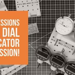 dial_indicator_obsession.jpg Download free STL file Dial Indicator Obsession! • Design to 3D print, DIY3DTech