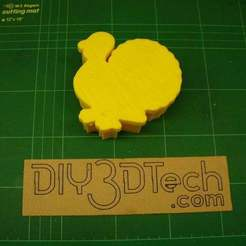 Download free STL file Thanksgiving Turkey Gift Box • 3D printing template, DIY3DTech