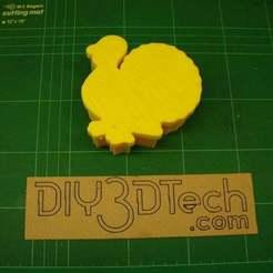 Download free 3D printer files Thanksgiving Turkey Gift Box, DIY3DTech