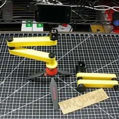 P1020628.JPG Télécharger fichier STL gratuit Curseur d'appareil photo pantographique • Design pour impression 3D, DIY3DTech