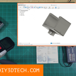 EMTH_02.png Download free STL file Electromagnetic Radiation & Electric Field  Dosimeter Mount! • 3D printing model, DIY3DTech