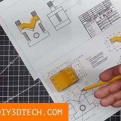 VSLOT_04.jpg Télécharger fichier STL gratuit Ce paresseux Machiniste V Block ! • Objet à imprimer en 3D, DIY3DTech