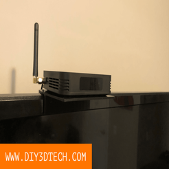Download free STL file Android TV Mount!, DIY3DTech