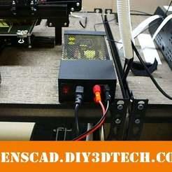 Open-SCAD-PWR-01.JPG Télécharger fichier SCAD gratuit Jeu de caches d'alimentation personnalisables • Plan pour imprimante 3D, DIY3DTech