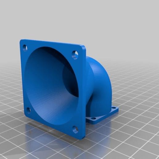 58d873e8169712d08c645685d626667a.png Download free STL file Wanhao & Tevo Tarantula 30mm Fan to 50mm Fan Adapter • 3D printable design, DIY3DTech