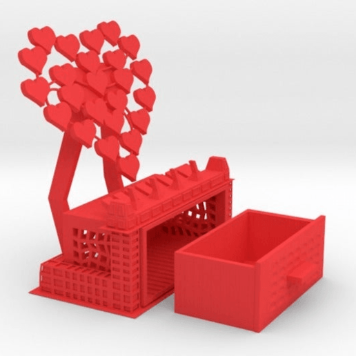 pic3.png Download free STL file Love heart mobile phone stand. • 3D print model, technicsorganman