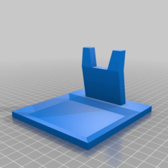 9643196efddcc0839fe3308356f507ca.png Download free STL file Utensil Stand • 3D printable object, technicsorganman