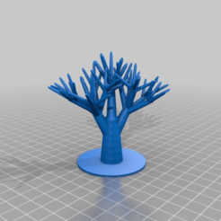 Download free STL files My Customized Tree, technicsorganman