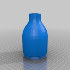 d35bdfeb782ff58d1a6e2cab86d2e622.png Download free STL file Bottle Tealight Holder • 3D printer design, technicsorganman