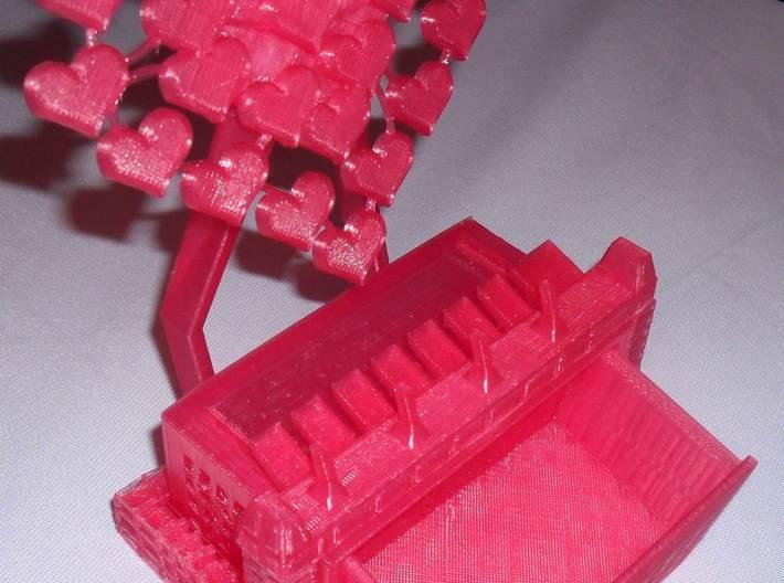 pic2.jpg Download free STL file Love heart mobile phone stand. • 3D print model, technicsorganman