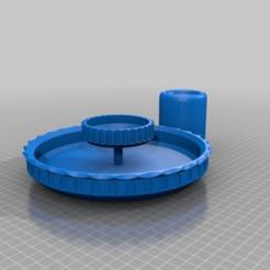 Download free STL file Chip 'N' Dip Bowl • Design to 3D print, technicsorganman