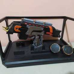 heatgun pricipal.jpeg Download STL file Mick Rory's Heat gun • 3D printing model, Spiderflash3D