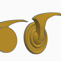 Download 3D printing templates the flash cw headphone earrings, Spiderflash3D