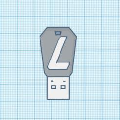 Descargar archivos 3D DC legends of tomorrow USB, Spiderflash3D