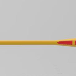 yon1.PNG Télécharger fichier STL Flèche yondu • Objet pour impression 3D, Spiderflash3D