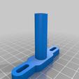Télécharger plan imprimante 3D gatuit Clé à écrous pour quadrimoteurs (8 mm), markwinap