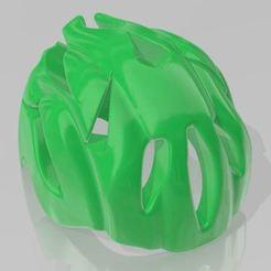 Télécharger fichier 3MF gratuit Casque de vélo 3D • Objet à imprimer en 3D, DSyC3D