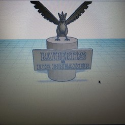 20200906_214920.jpg Download free STL file RAYBERT123 & Ice Breaker • Template to 3D print, r3dnck