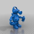 Download free 3D printing designs CCTV Punk by Mehdals, Mehdals