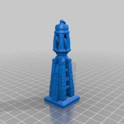 Download free 3D printer designs 28mm Totems for Tabletop Adventures, Mehdals