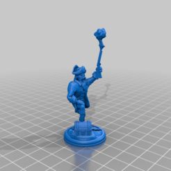 Download free 3D printer files Orc Pirate by Mehdals, Mehdals