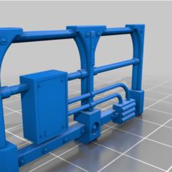 Descargar archivo 3D gratis Barandillas compatibles con Necromunda Zone Mortalis, Yogourt