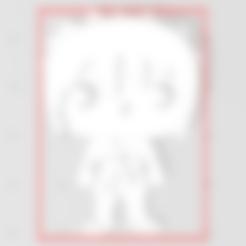 Sasuke aimant version 2.stl Télécharger fichier STL gratuit Sasuke de Naruto 3D imitation Pop (pour aimant) • Modèle à imprimer en 3D, Flo__ol