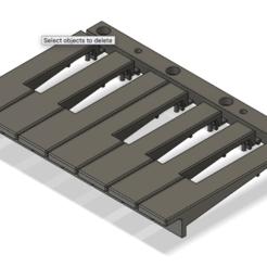 Descargar modelos 3D AKAI MPK Mini mkII llaves blancas, v-yarotsky